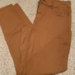 Maurices Jeggings size L-R